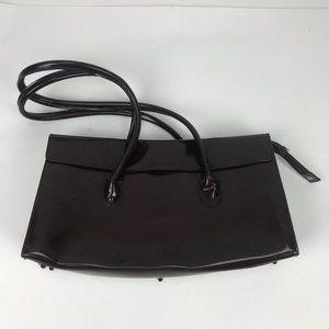 FURLA Women's Handbag Purse Brown Made in Italy